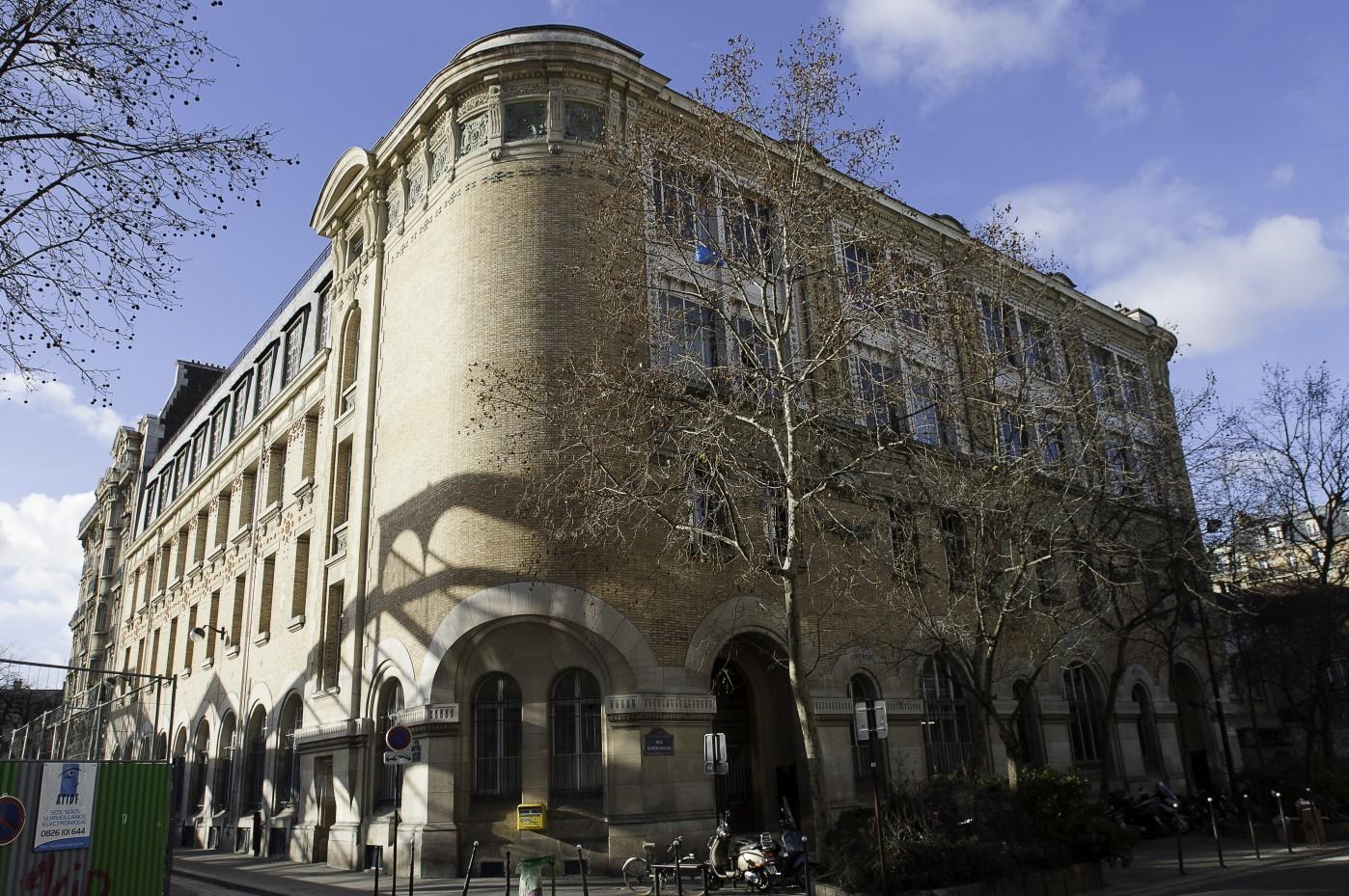 Ecole Des Arts Decoratifs Paris